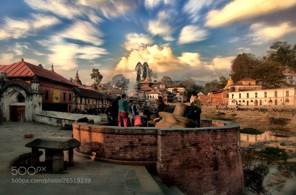 Photograph Shiva Linga & Pashupati by Samir Pradhananga on 500px