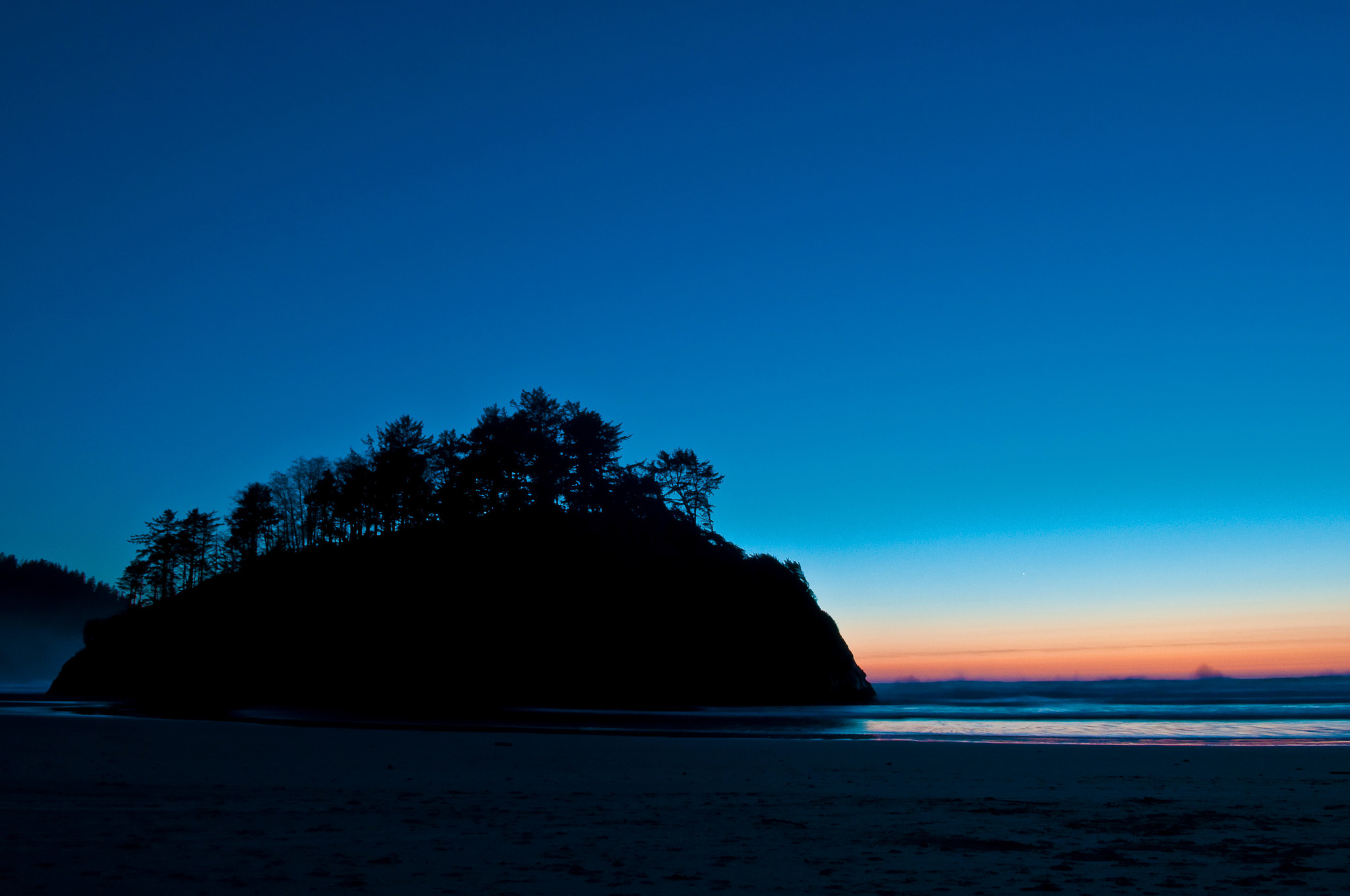 Photograph Dusk at Neskowin by Karl Johnson on 500px