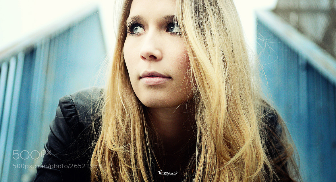 Photograph Verena by Frogart  on 500px