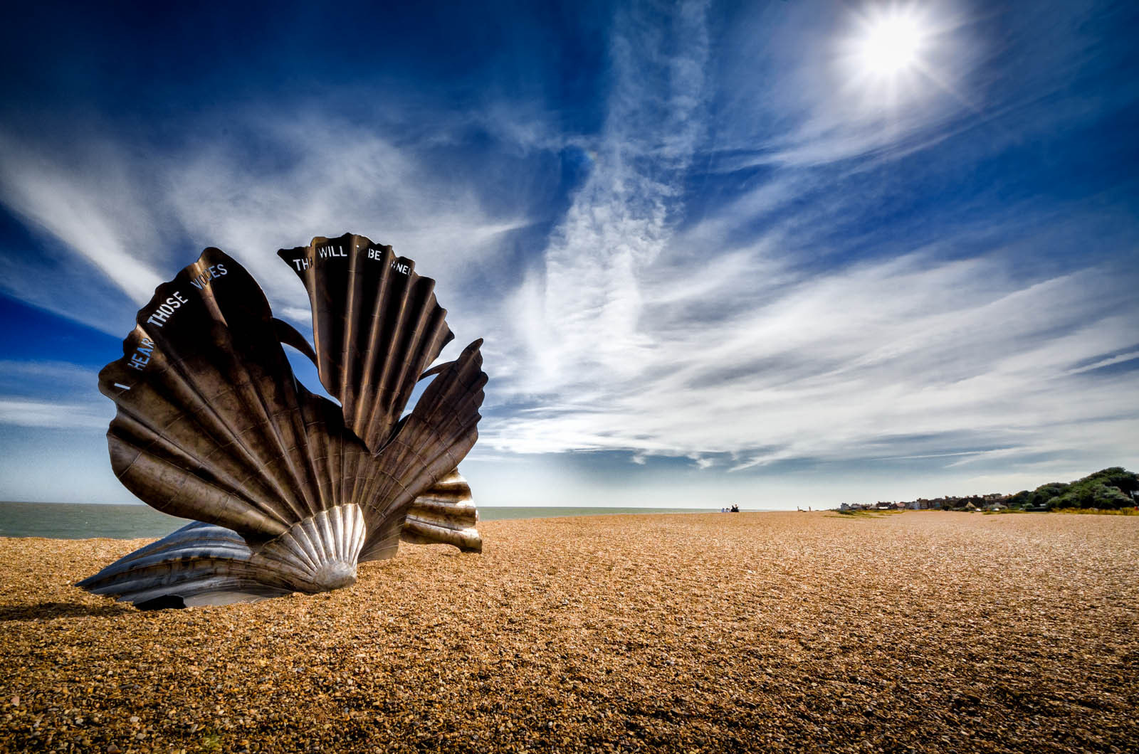 Photograph Aldeburgh Seashell by John C. on 500px