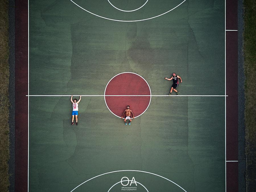 Basketball court by Davide Lopresti on 500px.com