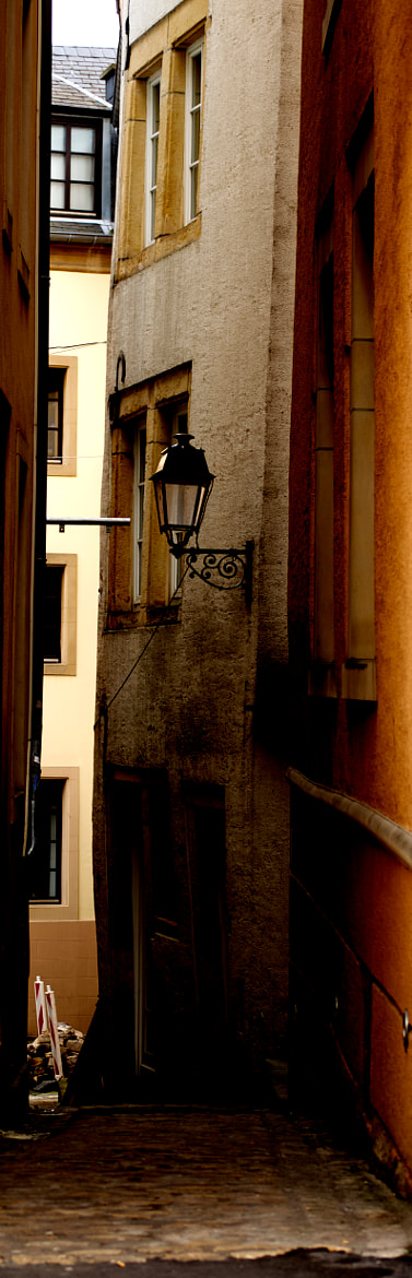 Photograph Small street in Luxembourg by Alexandre Agular on 500px