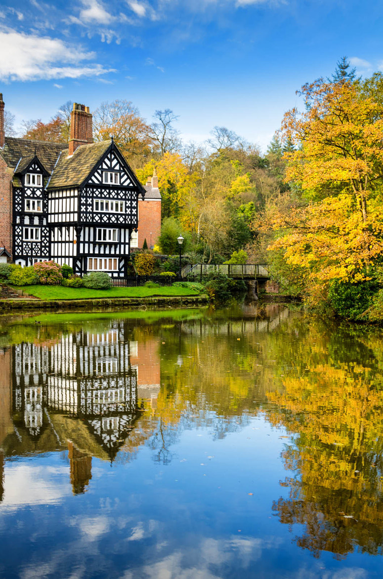 Photograph Autumn in Worsley by John C. on 500px