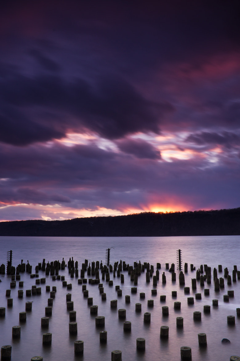 Photograph Hudson River Pier by Steve Jaccino on 500px