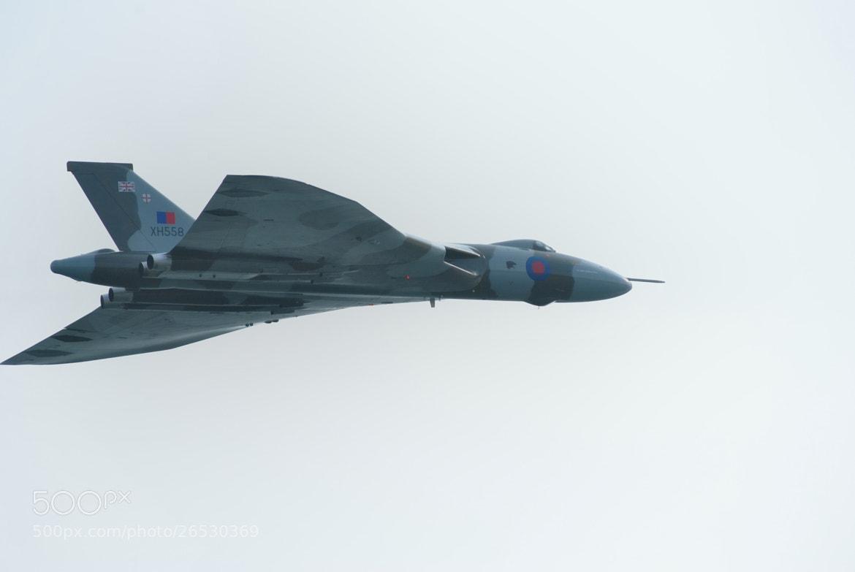 Photograph Vulcan XH558 by Richard Willson on 500px