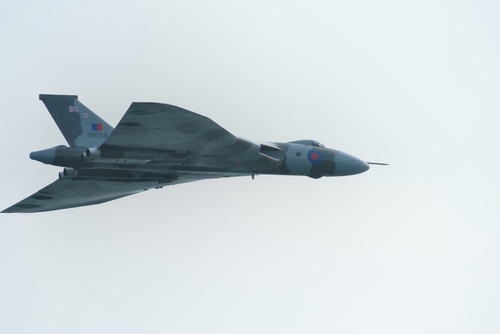 Photograph Vulcan XH558 by Richard Willson on 500px