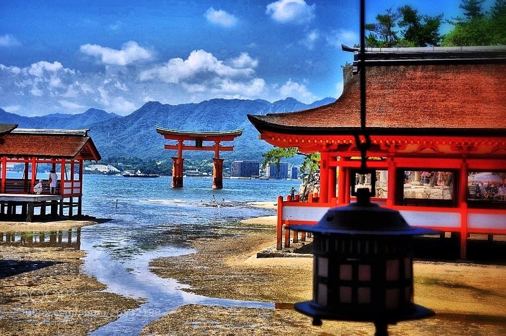 Photograph Itsukujima Shrine Hiroshima by Jozie Klaas on 500px