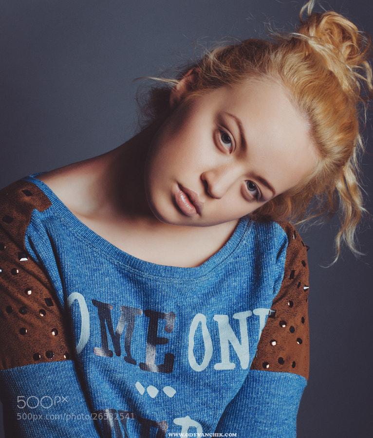 Photograph ninel by Марта Одуванчик on 500px
