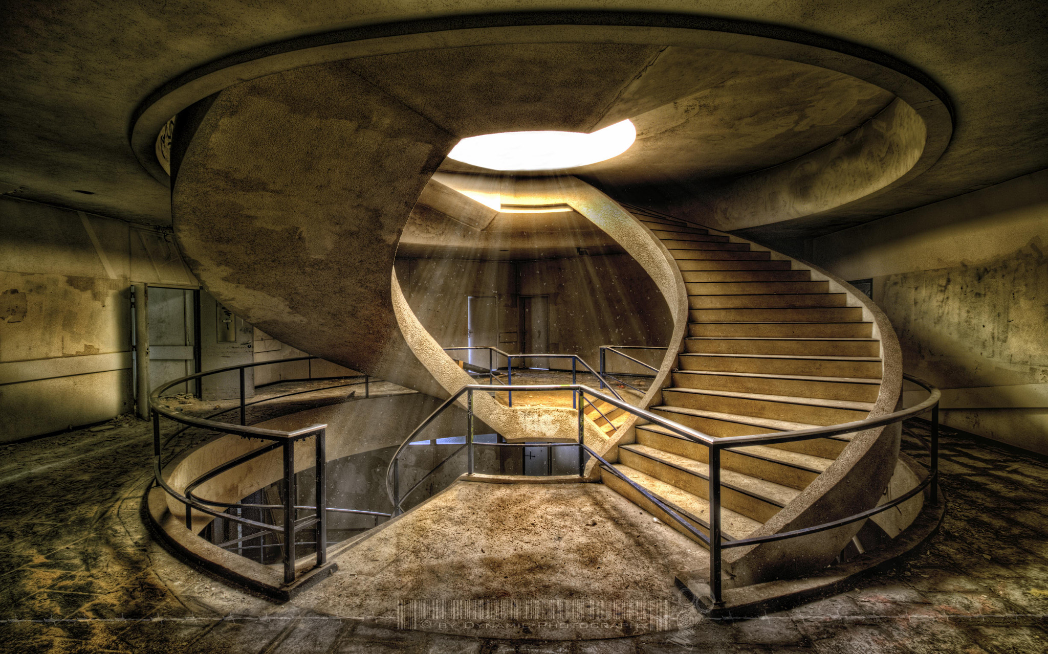 Photograph Stairs to heaven by Mark U on 500px