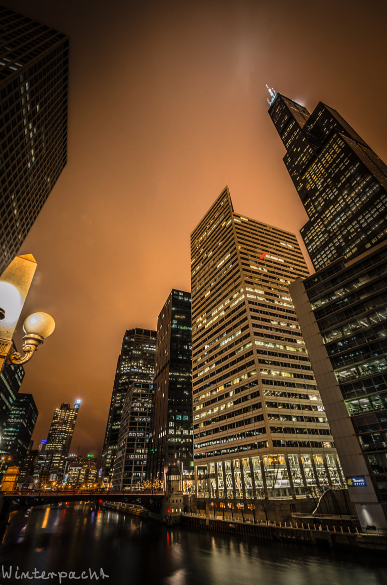 Photograph Willis Tower Glow by Raf Winterpacht on 500px