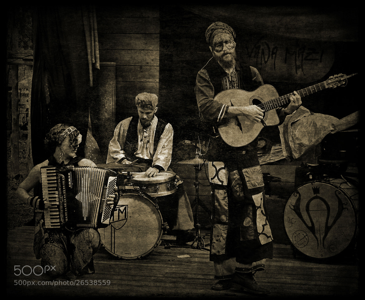 Photograph A Sad Gypsy Song by Cait Range on 500px