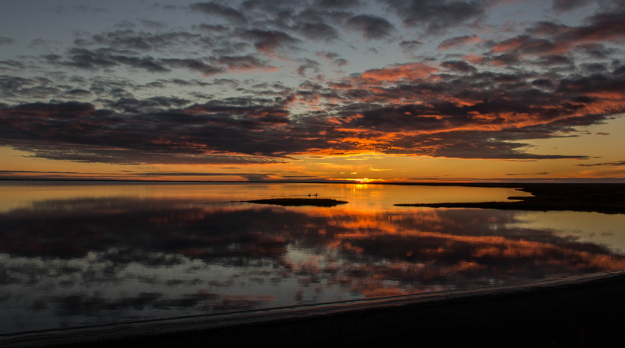 Photograph Sunrise in the Arctic by Allen Scott on 500px