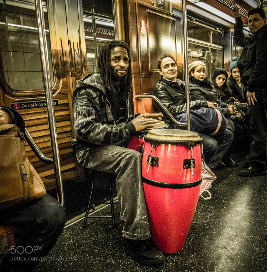 Photograph Subway Rhythms by Ian Weissman on 500px