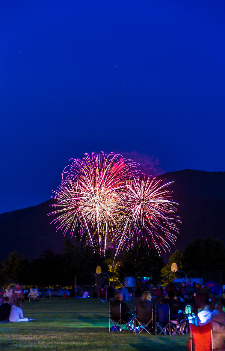 Photograph 4th of July Fireworks by Allen Scott on 500px