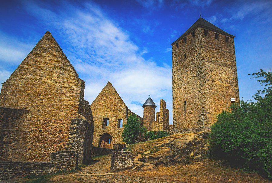 Burg Lichtenberg, Thallichtenberg, Germany #10 by Son of the Morning Light on 500px.com