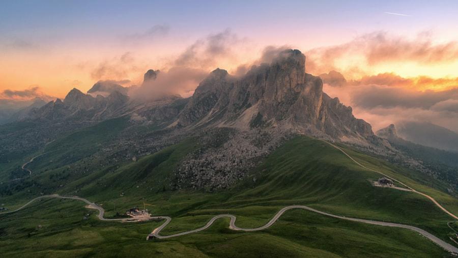 Giau Pass by Arthur Cross on 500px.com