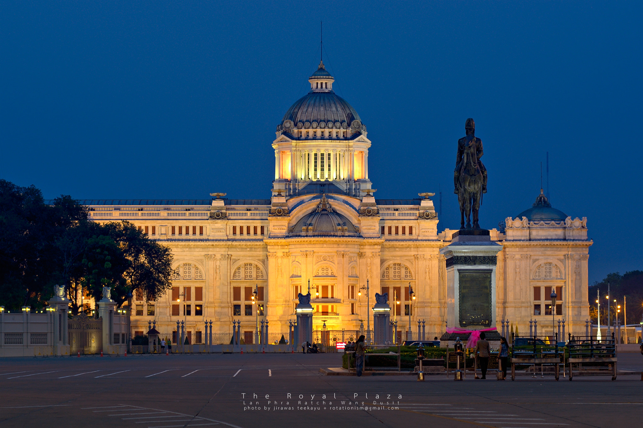 Photograph The Royal Plaza by Jirawas Teekayu on 500px