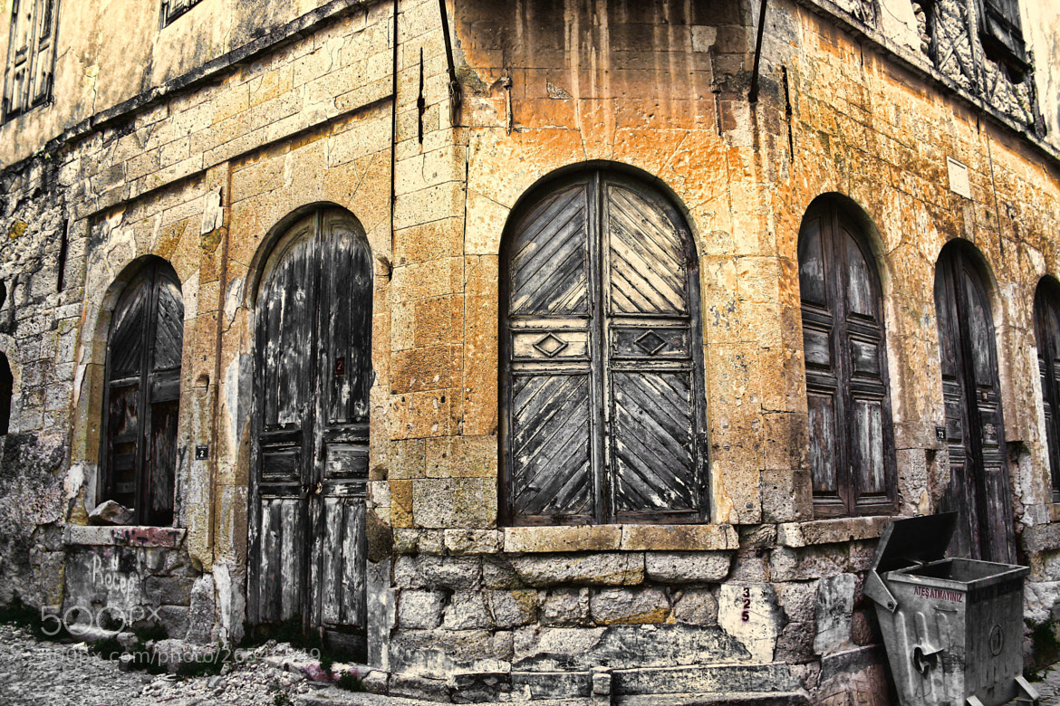 Photograph Ancient Facade by Alper Hayreter on 500px