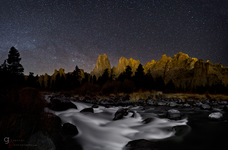 Photograph A Rivers Keepsake by Brad Goldpaint on 500px