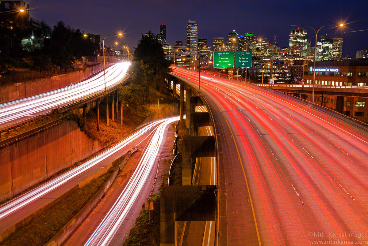 Photograph Electric Lines and Emerald City by Nitin Kansal on 500px