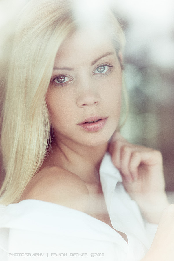 Photograph Svenja by Frank Decker on 500px