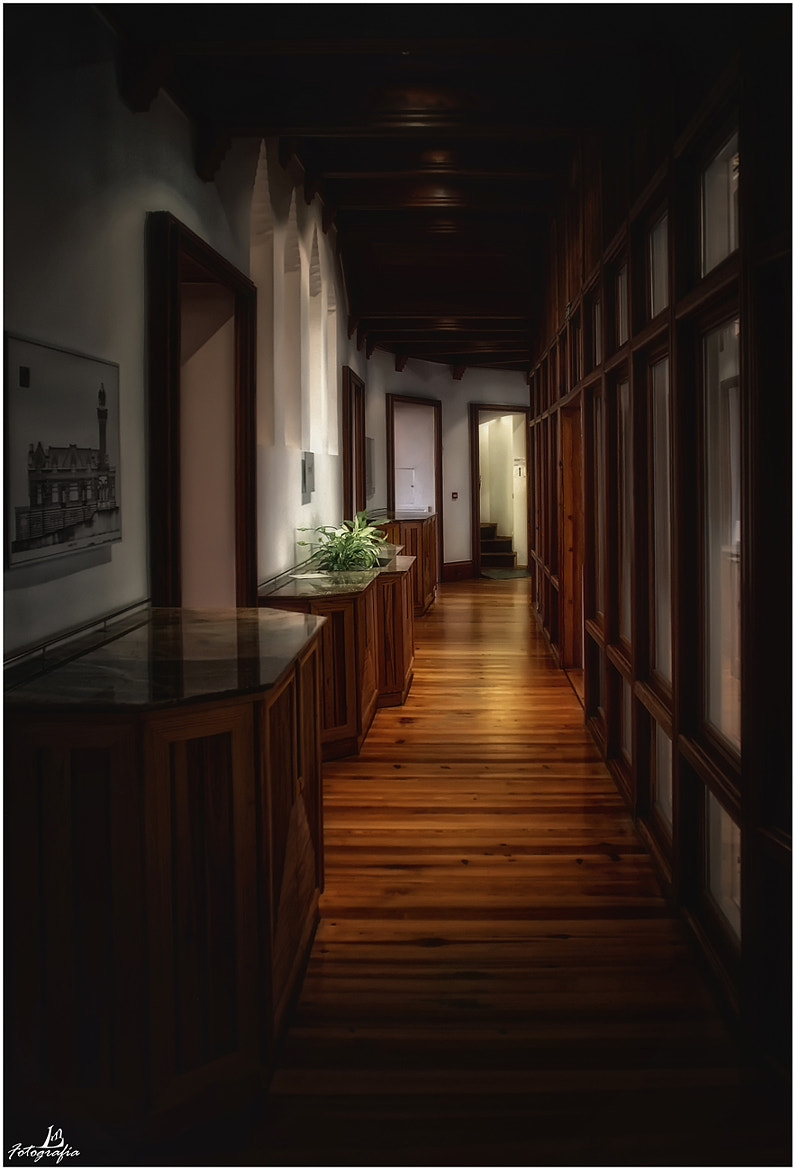 Photograph The corridor by Manuel Lancha on 500px