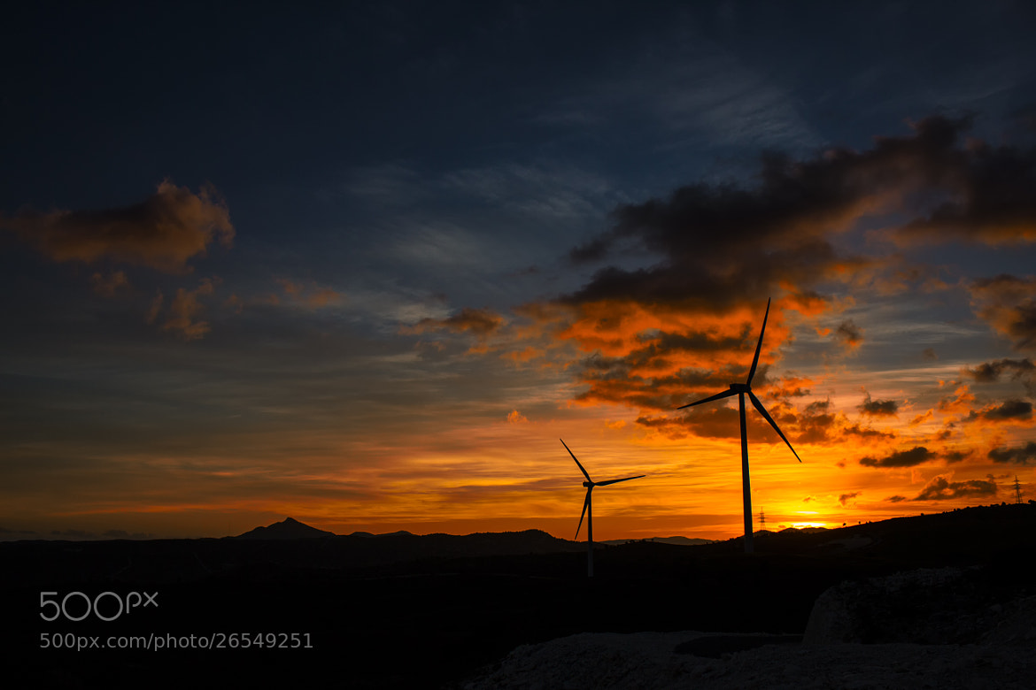 Photograph With the power of the winds! by Christos Kaouranis on 500px