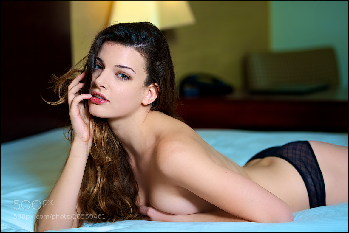Photograph Glamour Model by Guy Frotto on 500px
