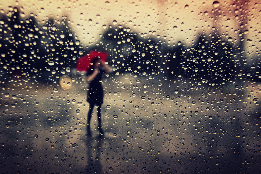 Tears on the window by Tatiana Avdjiev on 500px.com