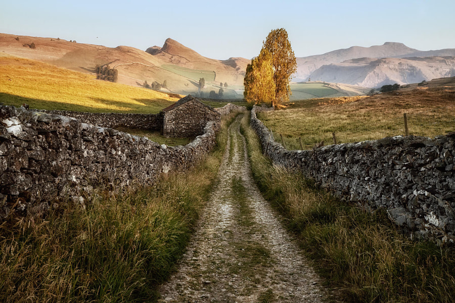 Yorkshire Dales Paths by Lars van de Goor on 500px.com