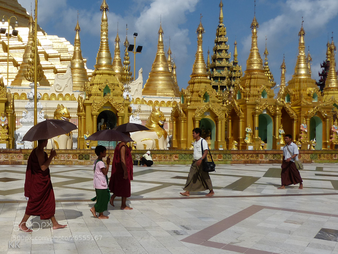 Photograph Yangoon, Myanmar by Kevin Kelly on 500px