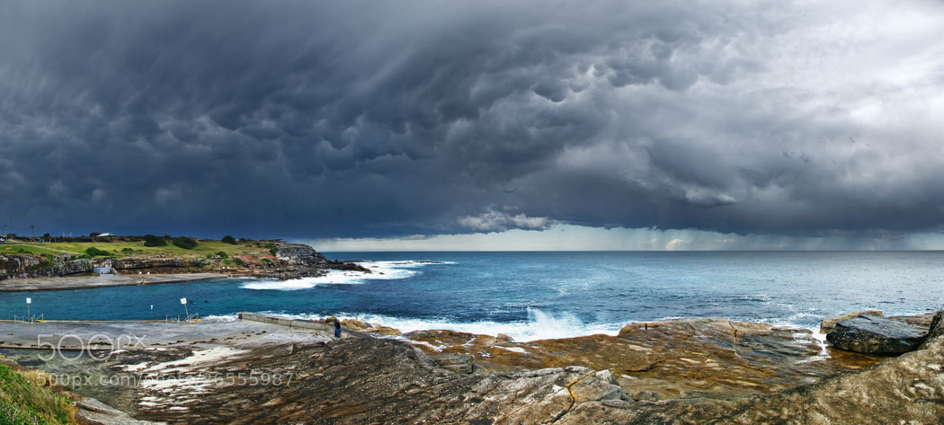 Photograph Stormy Sky by Chris Jones on 500px