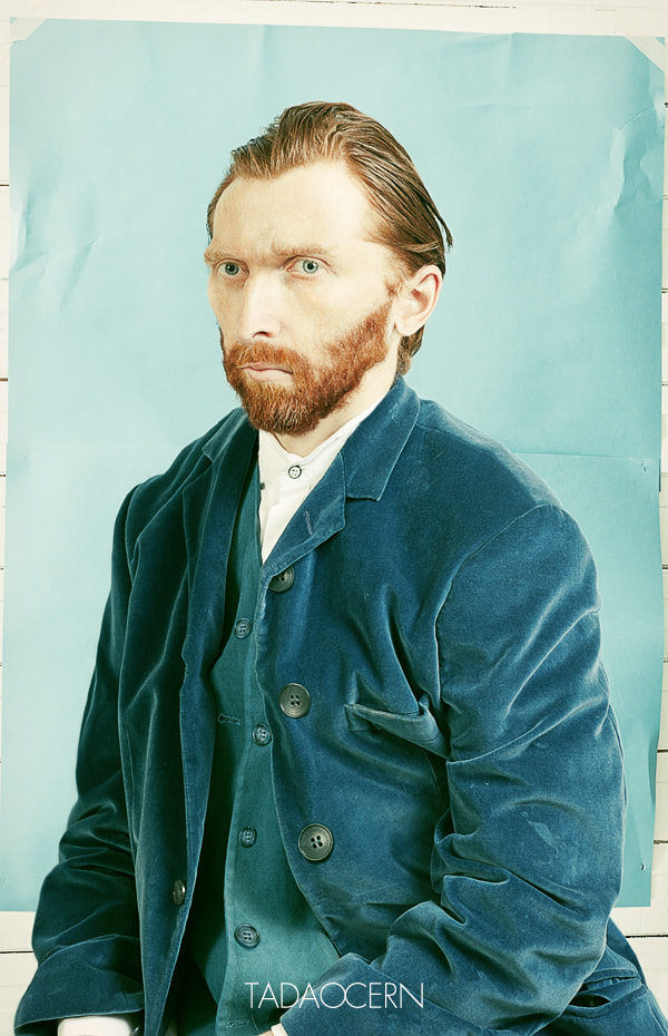 Photograph Revealing The Truth - Vincent Van Gogh by Tadao Cern on 500px
