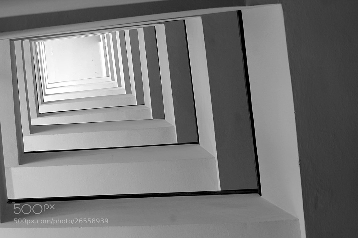 Photograph Stairs by Rosetta Bonatti on 500px