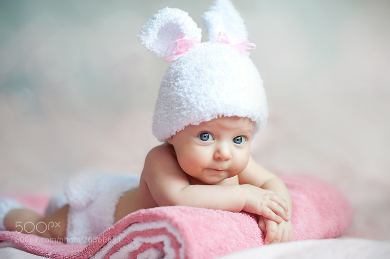 Photograph sweet baby by Anna Dobrova Анна Доброва on 500px