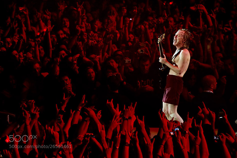 Photograph AC/DC by Juan Perez-Fajardo on 500px