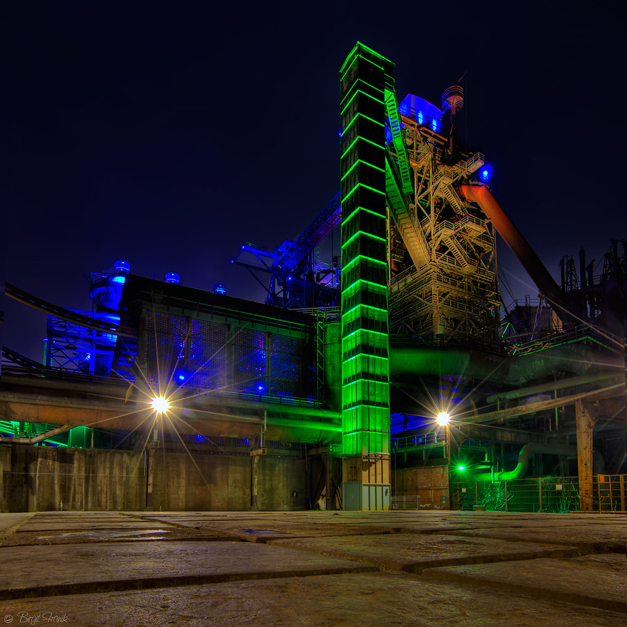 Photograph Blast furnace by Birgit Franik on 500px