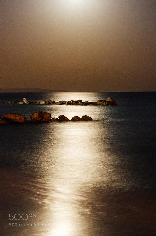 Photograph Full moon by Adrian Balea on 500px