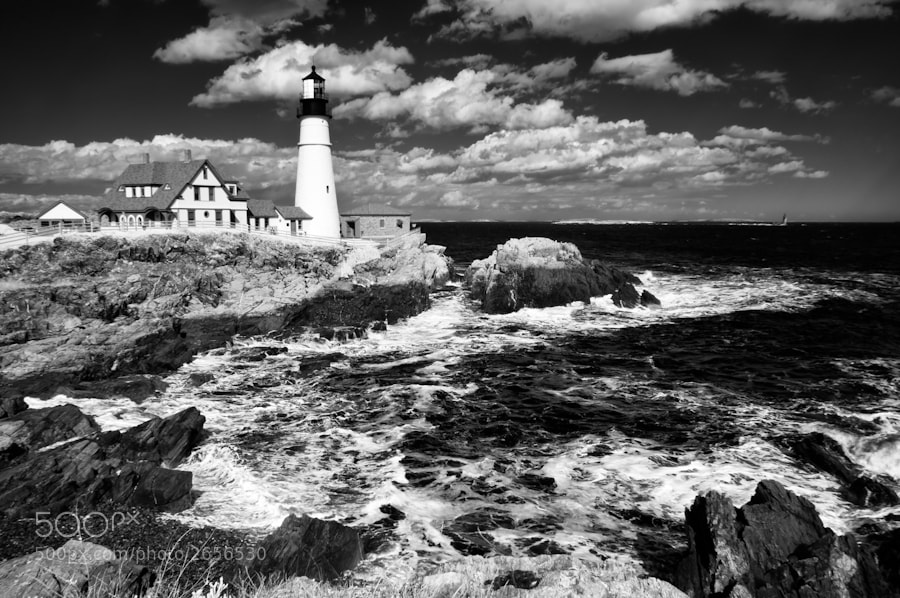 Photograph Portland Head Light by Michael Blanchette on 500px