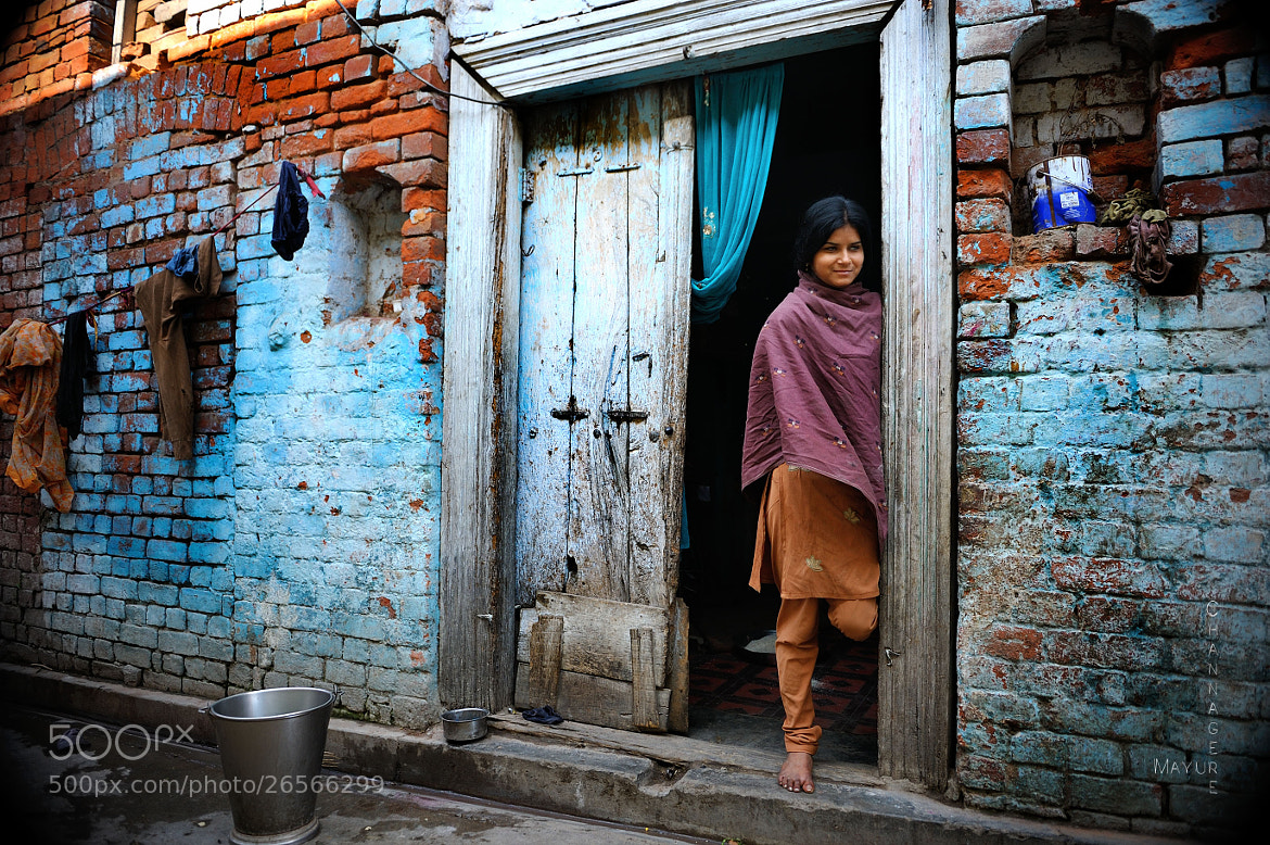 Photograph Ayodhya wasi (People of Ayodhya) 2 by Mayur Channagere on 500px