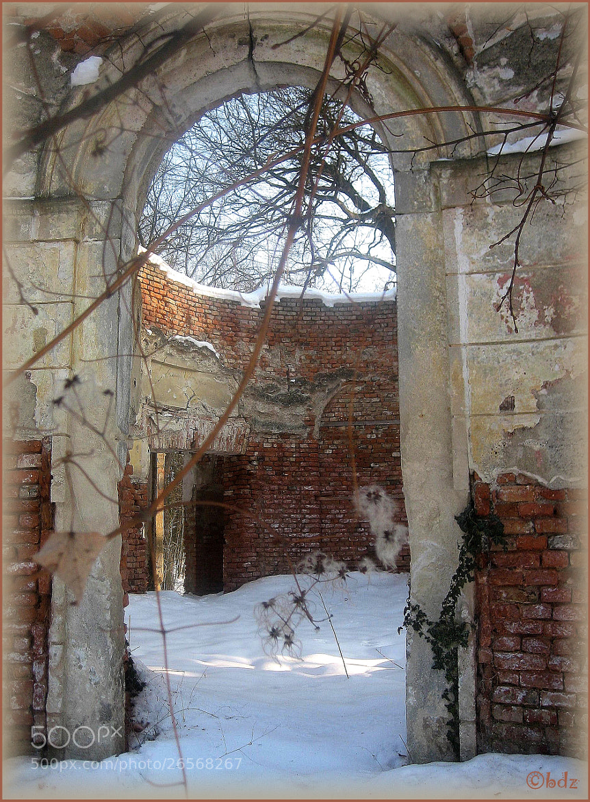 Photograph ruins of time .. by Betty Ditscheid on 500px