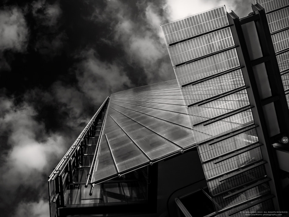 Photograph Satellite - Shard by jo williams on 500px
