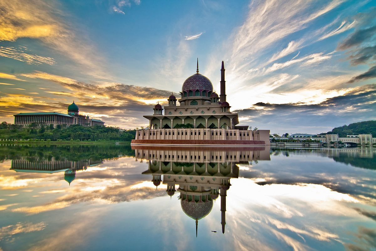 Photograph PUTRA MOSQUE by Michael Leong on 500px