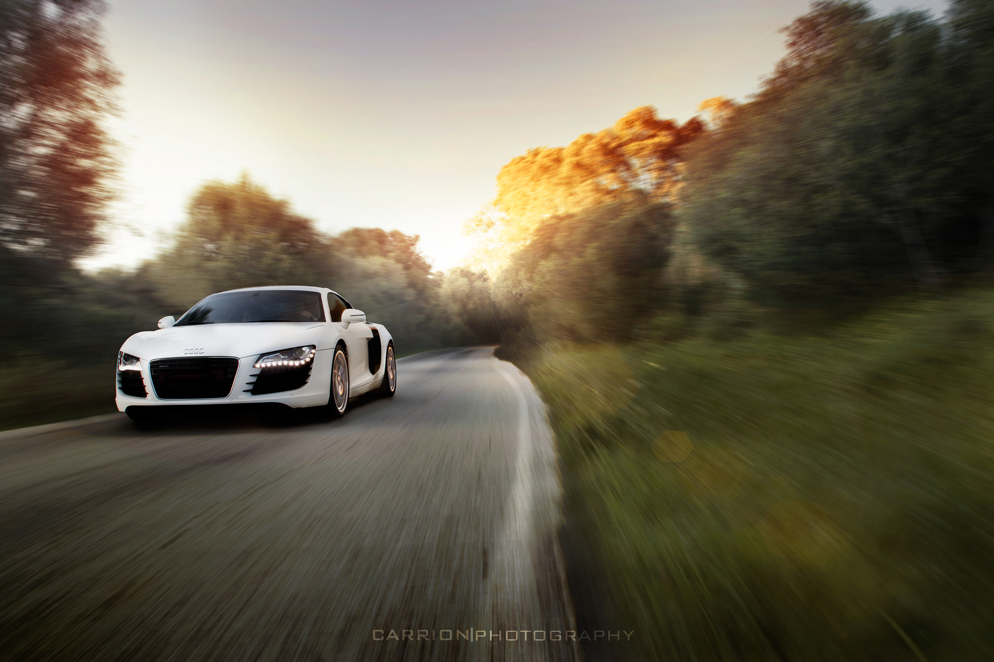 Photograph Audi R8 by JJCarrion  on 500px