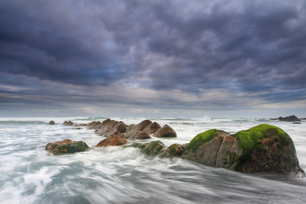 Photograph Stormy days by Sabin Merino on 500px