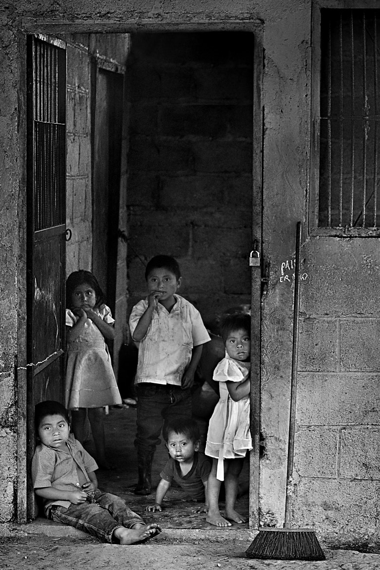 Photograph Siblings of a Hopeless Life by Juan Funes on 500px