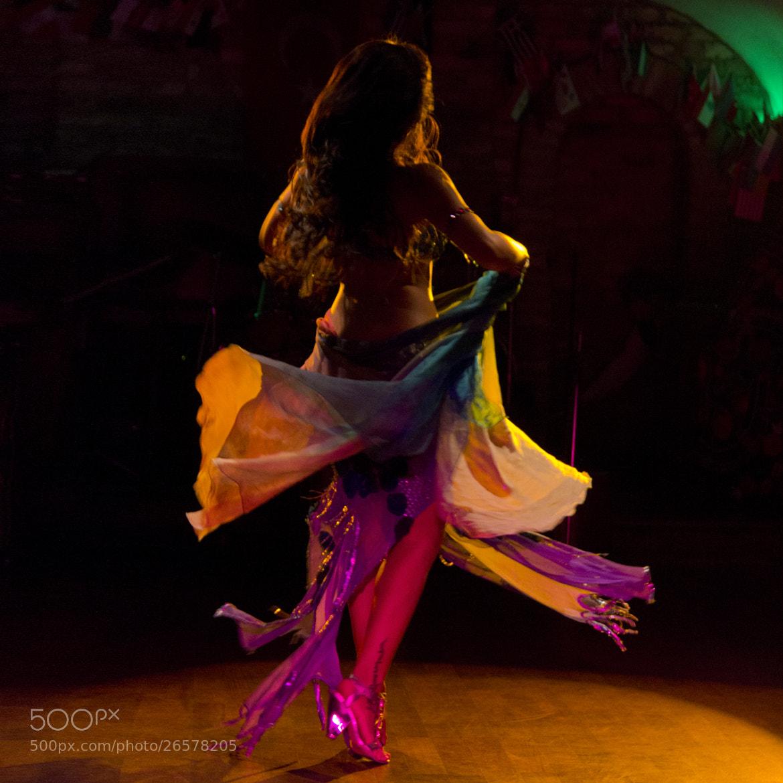 Photograph Dance of the belly by Pilar  Azaña Talán  on 500px