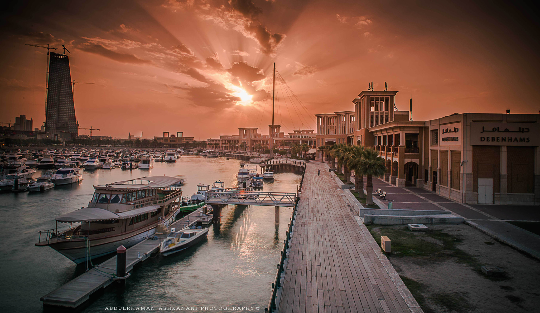 Photograph SHARQ MARIN by Abdulrahman Ashkanani on 500px