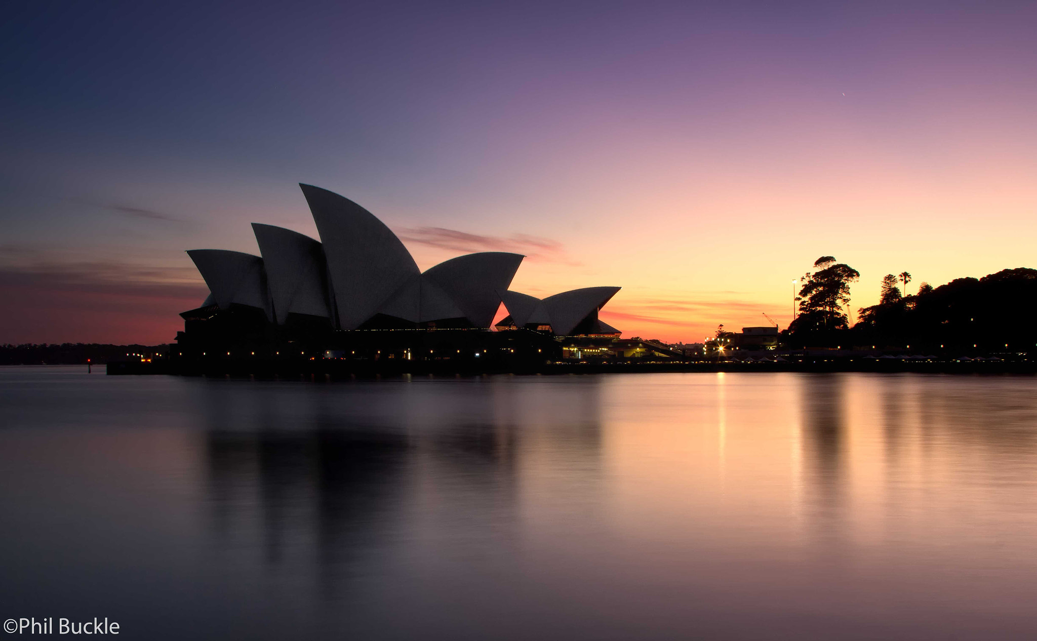 Photograph Opera House Sunrise by Phil Buckle on 500px