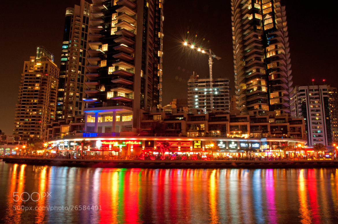 Photograph Dubai Marina! by Shaun Fernandes on 500px